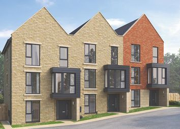 "Thumbnail 4 bed town house for sale in ""The Stonebury"" at Stopes Road, Stannington, Sheffield"