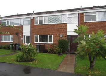 Thumbnail 3 bed terraced house to rent in Northdown Road, Solihull