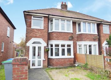 Thumbnail 3 bed semi-detached house for sale in Carcroft Avenue, Bispham, Blackpool, Lancashire