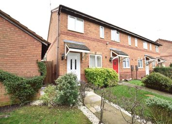 Thumbnail 2 bedroom terraced house for sale in St. Patricks Close, Evesham
