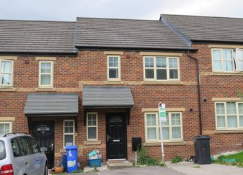 Thumbnail 3 bed terraced house to rent in Tudor Close, Sheffield