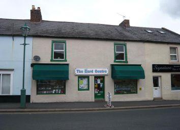 Thumbnail 2 bed flat to rent in Front Street, Brampton, Carlisle
