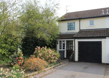Thumbnail 3 bed semi-detached house to rent in Longcroft, Felixstowe
