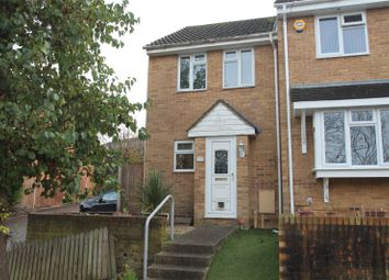 Thumbnail 2 bed end terrace house for sale in Wedgewood Drive, Chatham, Kent