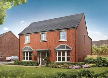 4 bed detached house for sale in Broughton Chase, Crowfoot Way, Broughton Astley, Leicester LE9
