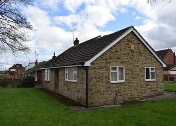 Thumbnail 2 bed detached bungalow to rent in Church Road, Altofts, Normanton