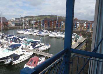 2 bed flat to rent in Ferrara Quay, Maritime Quarter, Swansea SA1