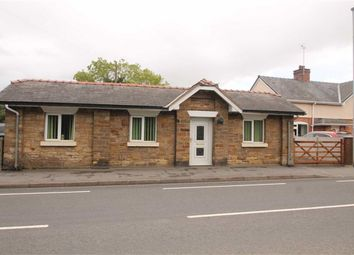Thumbnail 3 bed detached bungalow for sale in Holyhead Road, Chirk, Wrexham
