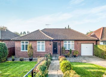 Thumbnail 4 bed detached bungalow for sale in Furze View, Chorleywood, Rickmansworth