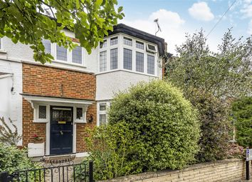 Thumbnail 4 bed terraced house for sale in West Park Avenue, Kew, Richmond