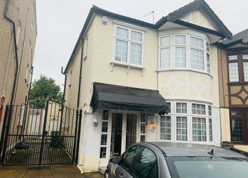 Thumbnail 4 bed semi-detached house to rent in Monkswood Gardens, Ilford