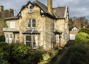 Thumbnail 5 bed semi-detached house for sale in Heaton Road, Huddersfield, West Yorkshire