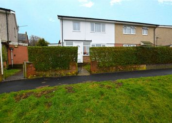 Thumbnail 3 bed semi-detached house for sale in Saunton Road, Overslade, Rugby, Warwickshire