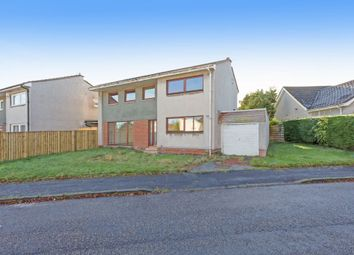 Thumbnail 4 bed detached house for sale in 16 Strathalmond Park, Edinburgh