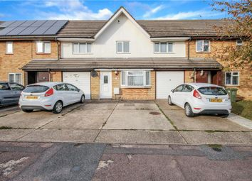 Thumbnail 3 bed terraced house for sale in Charleston Avenue, Pitsea, Basildon