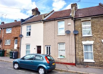 Thumbnail 3 bed terraced house for sale in Providence Street, Greenhithe