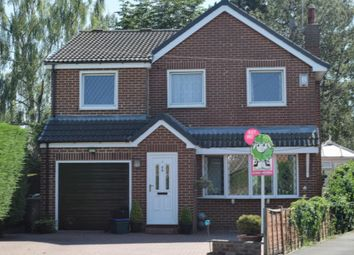 Thumbnail 4 bed detached house for sale in Northfield Court, Church Fenton, Tadcaster