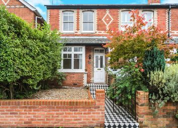 Thumbnail 3 bedroom semi-detached house to rent in Victoria Road, Wargrave, Reading