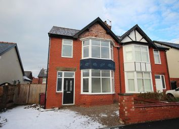 Thumbnail 4 bed semi-detached house to rent in Manor Road, Clitheroe, Lancashire