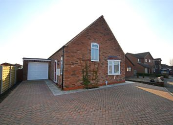 Thumbnail 2 bed detached bungalow to rent in Lindsey Drive, Crowle, Scunthorpe