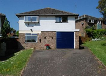 Thumbnail 4 bed detached house to rent in Harmans Way, Weedon, Northampton