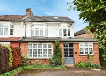 Thumbnail 4 bed semi-detached house for sale in Borden Avenue, Enfield, Middlesex