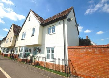 Thumbnail 5 bed town house for sale in Webb Close, Chancellor Park, Chelmsford