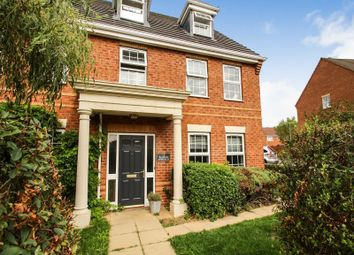 Thumbnail 6 bed detached house for sale in Banquo Approach, Warwick Gates, Leamington Spa