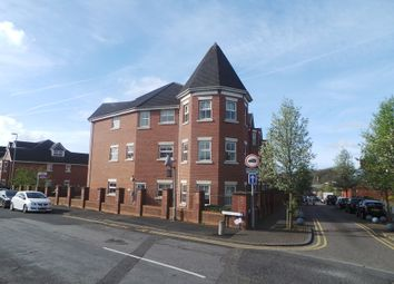 Thumbnail 2 bed flat for sale in Etruria Court, Humbert Road, Etruria, Stoke-On-Trent