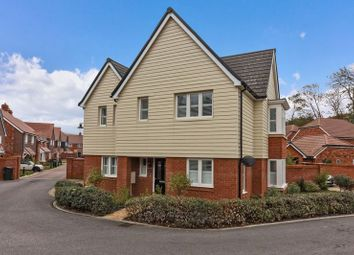 Thumbnail 4 bed detached house for sale in Skylark Rise, Goring-By-Sea, Worthing