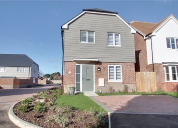 Thumbnail 3 bed detached house for sale in Kings Close, Yapton, Arundel