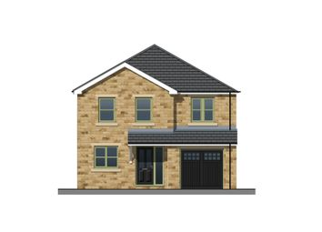 Thumbnail 4 bed detached house for sale in Upper Hoyland Road, Hoyland, Barnsley, South Yorkshire