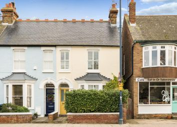 Thumbnail 3 bed end terrace house for sale in Cromwell Road, Whitstable