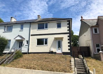 Thumbnail 1 bed semi-detached house to rent in North Prospect Street, Plymouth