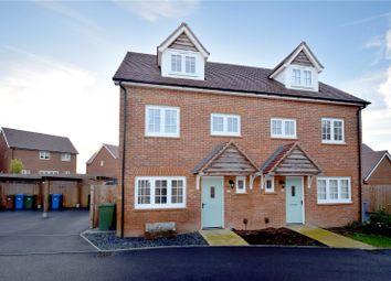 Thumbnail 4 bed semi-detached house for sale in Barn Owl Drive, Jennett's Park, Bracknell, Berkshire