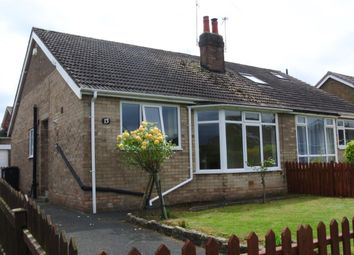 Thumbnail 2 bed semi-detached bungalow to rent in Heathfield Lane, Boston Spa, Wetherby