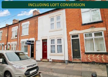 Thumbnail 3 bed terraced house for sale in Avenue Road Extension, Clarendon Park, Leicester