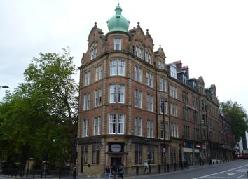 Thumbnail 2 bed flat to rent in Gallowgate, Newcastle Upon Tyne