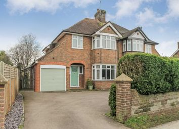 Thumbnail 3 bed semi-detached house for sale in Albany Terrace, Grove Road, Tring