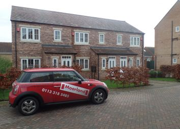 Thumbnail 3 bed town house for sale in Killingbeck, Leeds
