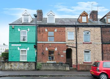 Thumbnail 4 bed terraced house for sale in Holmhirst Road, Sheffield