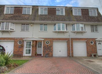 Thumbnail 4 bed town house for sale in Porchfield Close, Gravesend