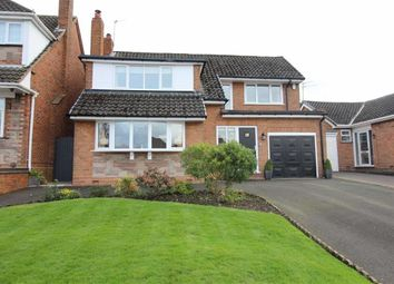 Thumbnail 3 bed detached house for sale in Brick Kiln Lane, Gornal Wood, Dudley