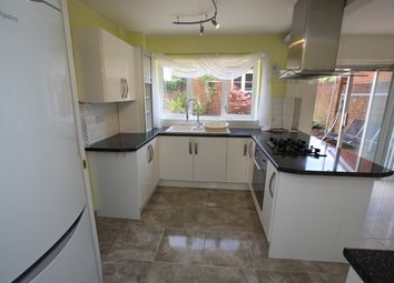 Thumbnail 3 bed end terrace house to rent in Betstyle Road, London