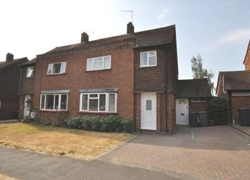 3 bed semi-detached house for sale in Lime Grove, Guildford GU1