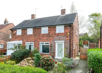 Thumbnail 2 bed semi-detached house to rent in Half Mile Lane, Leeds, West Yorkshire