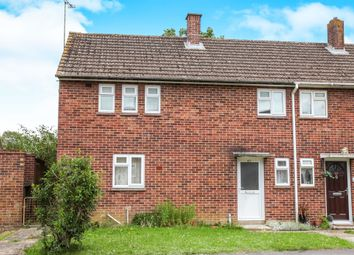 Thumbnail 3 bed semi-detached house for sale in Cadnam Crescent, Amesbury, Salisbury