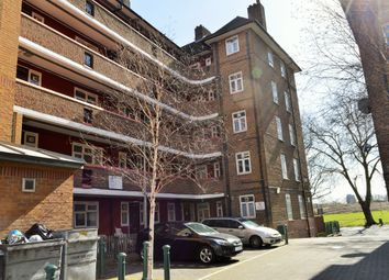 Thumbnail 4 bed flat to rent in Homerton Road, East London