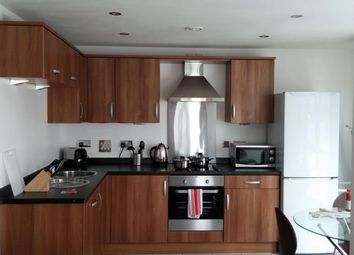 Thumbnail 1 bed flat to rent in Hive Masshouse Plaza, Birmingham