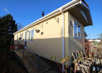 2 bed detached house for sale in Crouch Caravan Park, Pooles Lane, Hullbridge, Hockley SS5